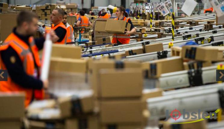 تعلن كبرى الشركات عن توفر فرص وظيفية لعمال المستودعات