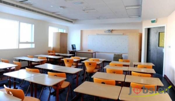 تعلن كبرى المدارس بالأردن عن توفر شواغر