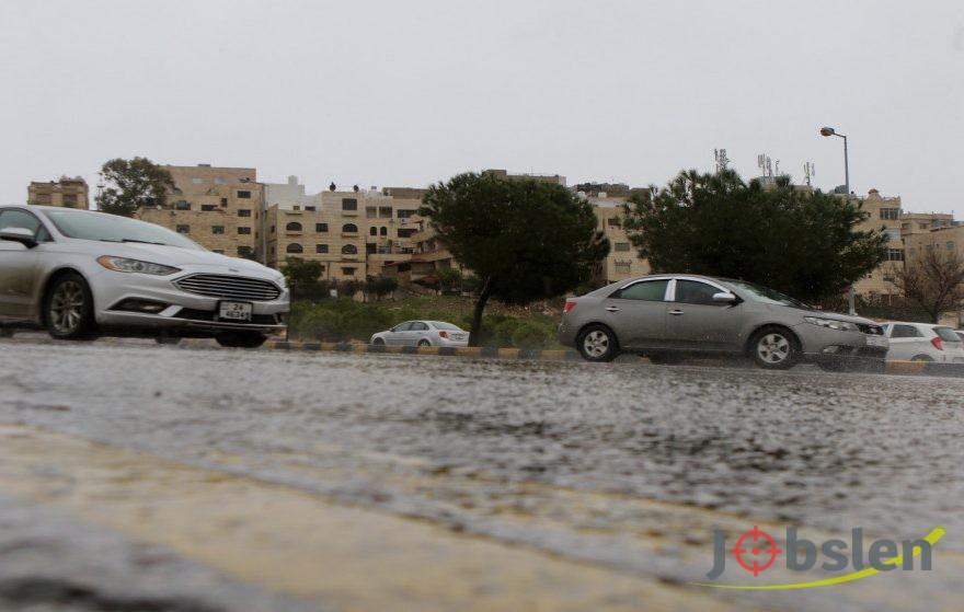 عاجل بشأن حالة الطقس في المملكة - منخفض