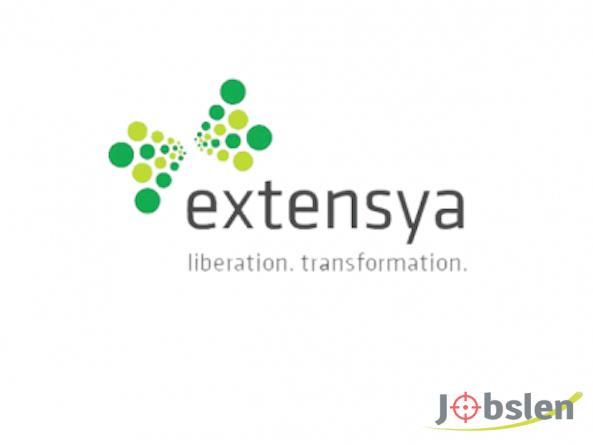 مطلوب موظفين للعمل في شركة extensya