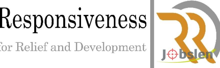 مؤسسة الاستجابة للإغاثة والتنمية تقدم فرصتين عمل - صنعاء و حضرموت