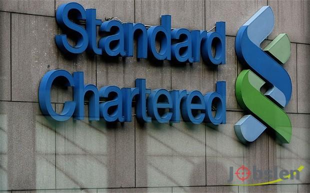 فرص عمل لدى بنك ستاندرد تشارترد في عمان