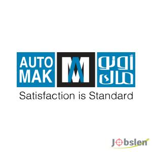 شركة أوتو ماك في الكويت تعلن عن شواغر وظيفية