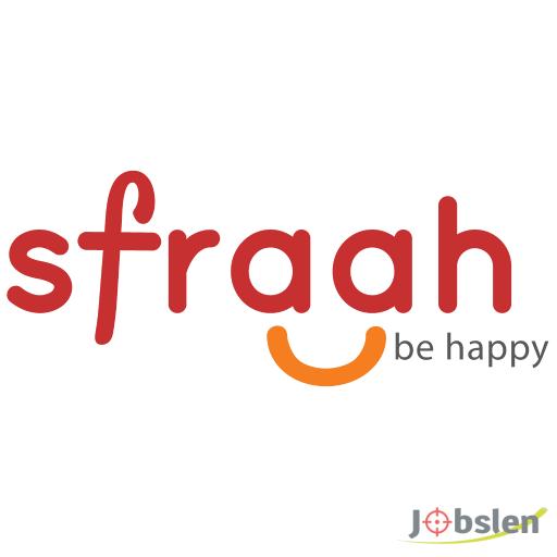 وظائف شاغرة لدى شركة Sfraah